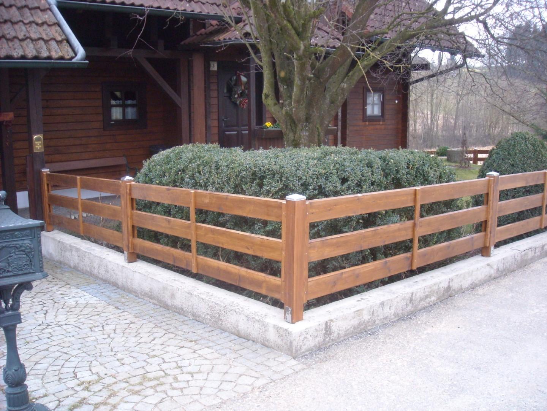 Galerie Zaune Und Sichtschutz Holz Technik Stadler